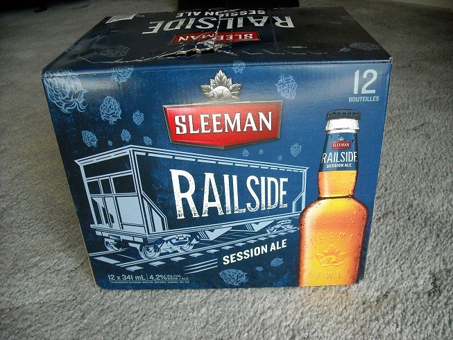 Sleeman Railside 04911