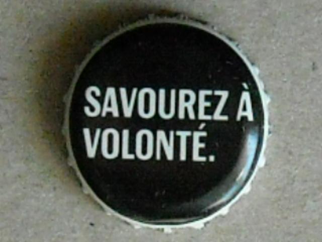 Savourez a volonte , budweiser Rscn3817