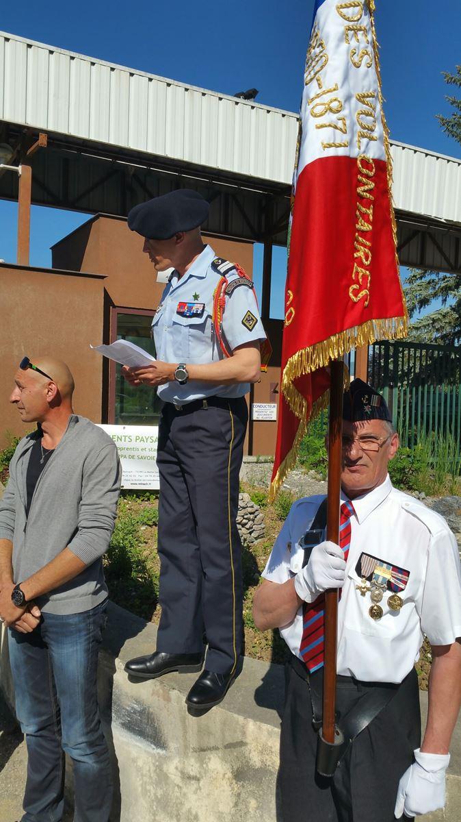 JPO au 13ème Bataillon de Chasseurs Alpins 20160511