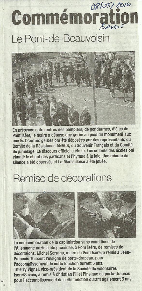 ACTIVITES DIVERSES DE LA SECTION SAVOIE ISERE - Page 5 8_mai10