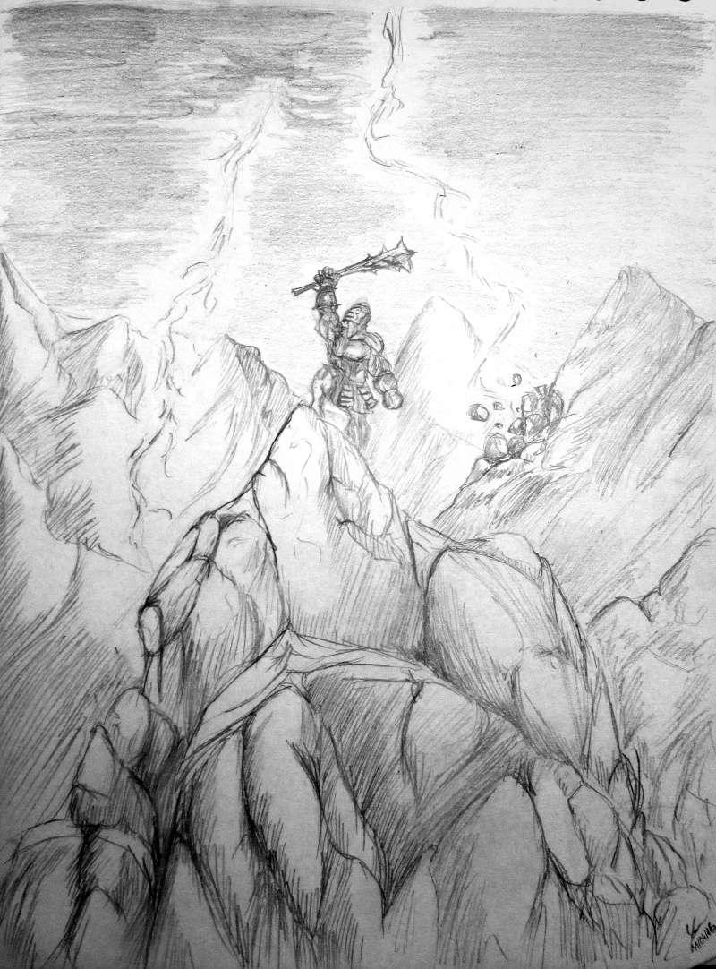 [Dessin] Les dessins de Gromdal - Page 3 2016_010