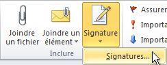 """Inclure une signature """"Anim@plumes"""" TOUTE FAITE dans votre messagerie Outlook Img0410"""