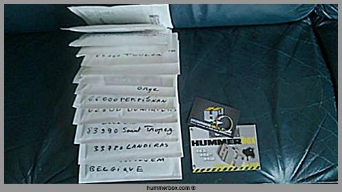 Kit de welcome Hummerbox pour les adhérents du Club Hummerbox sur demande  - Page 3 13312611