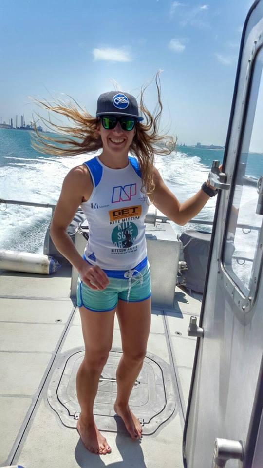 Record du monde de distance par Anke Brandt 13012510