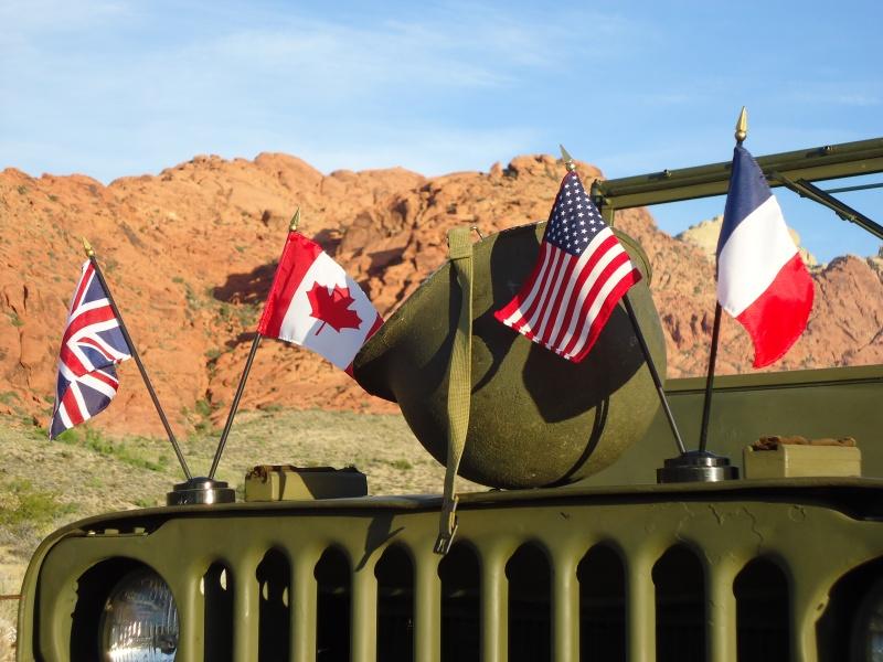 Petit tour en Jeep tot ce matin pour D DAY Dsc01727