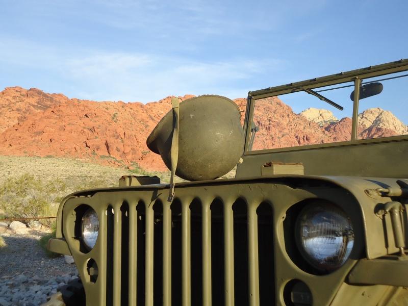 Petit tour en Jeep tot ce matin pour D DAY Dsc01730