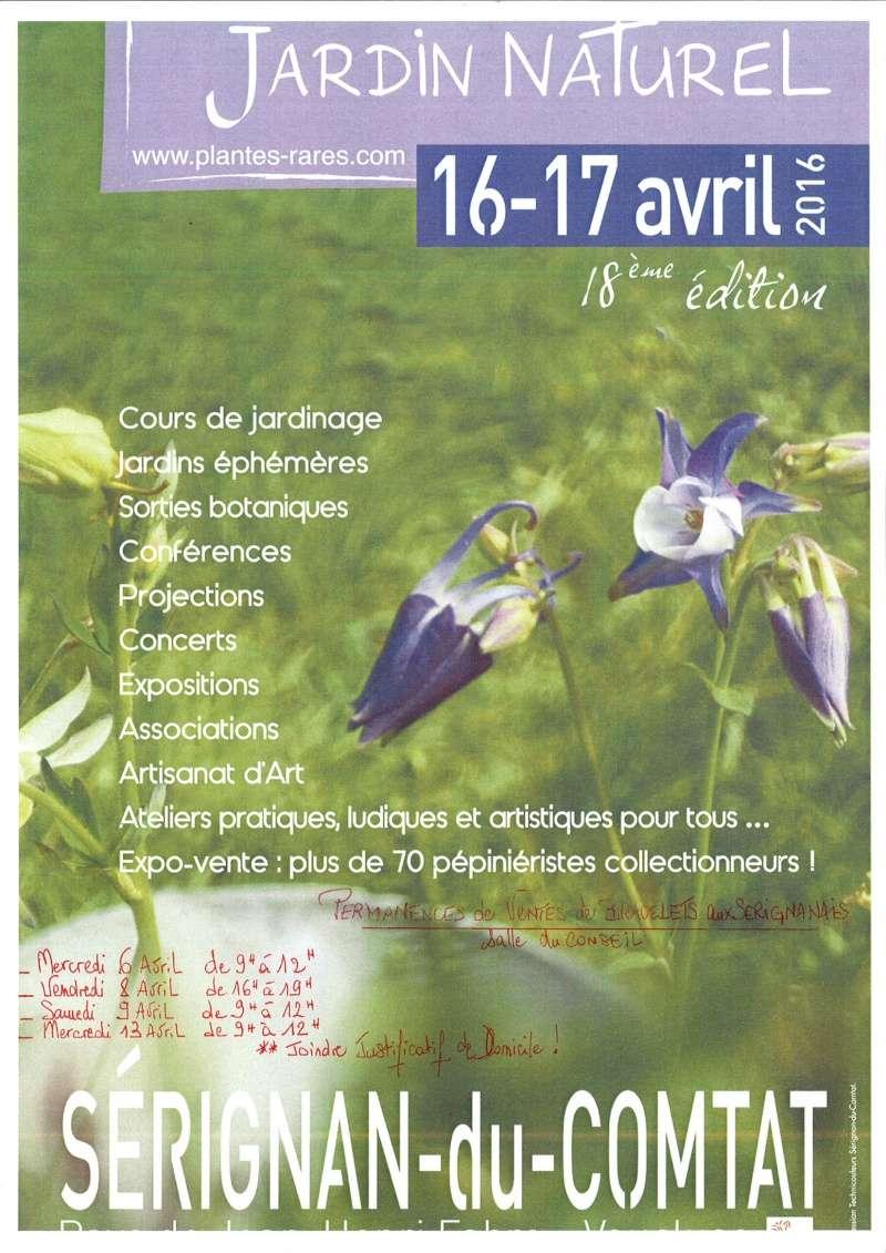 PLANTES RARES ET JARDIN NATUREL Expo10