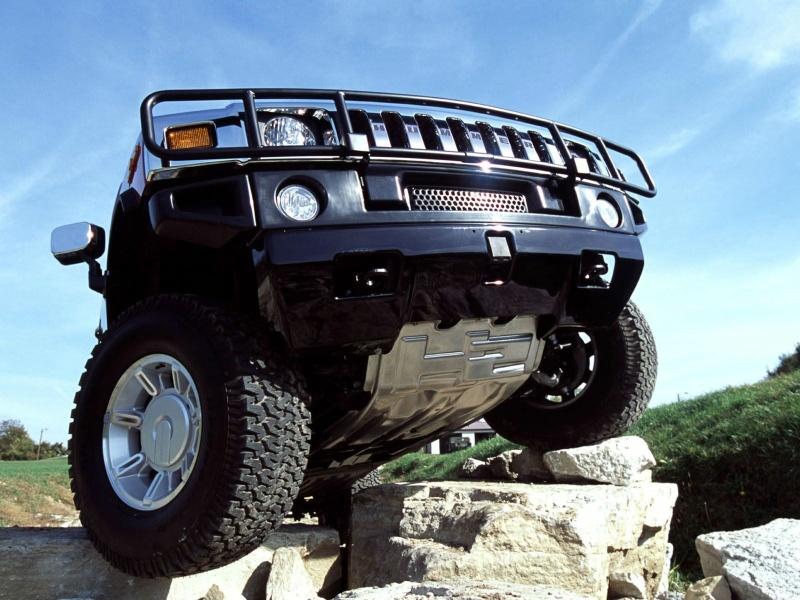 C'est beau un Hummer!!!  Ca de la classe... Image133