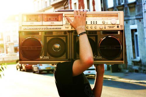 Équipement audio Ghetto10