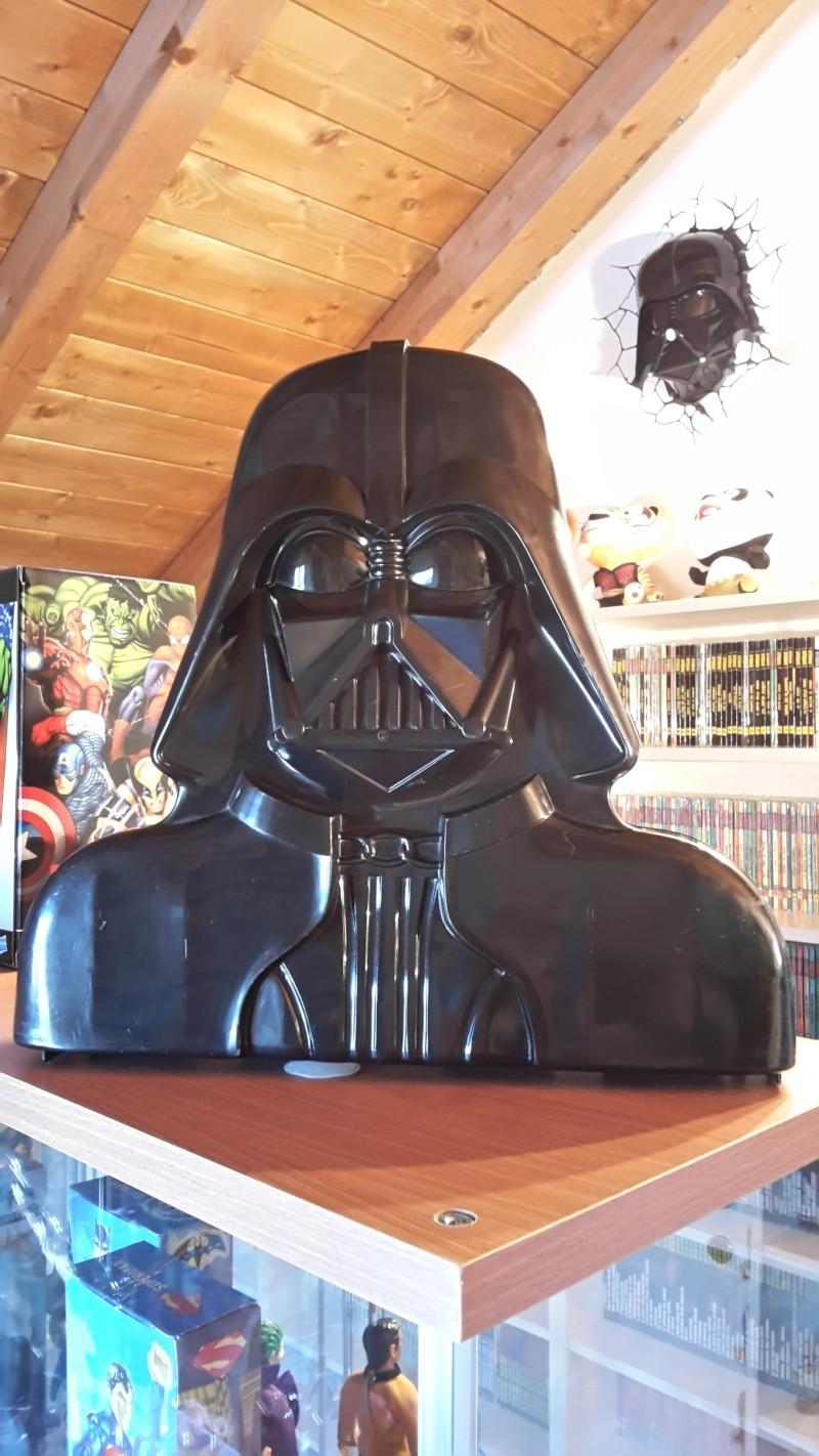 STAR WARS Kenner Darth Vader Carry Case  20160414