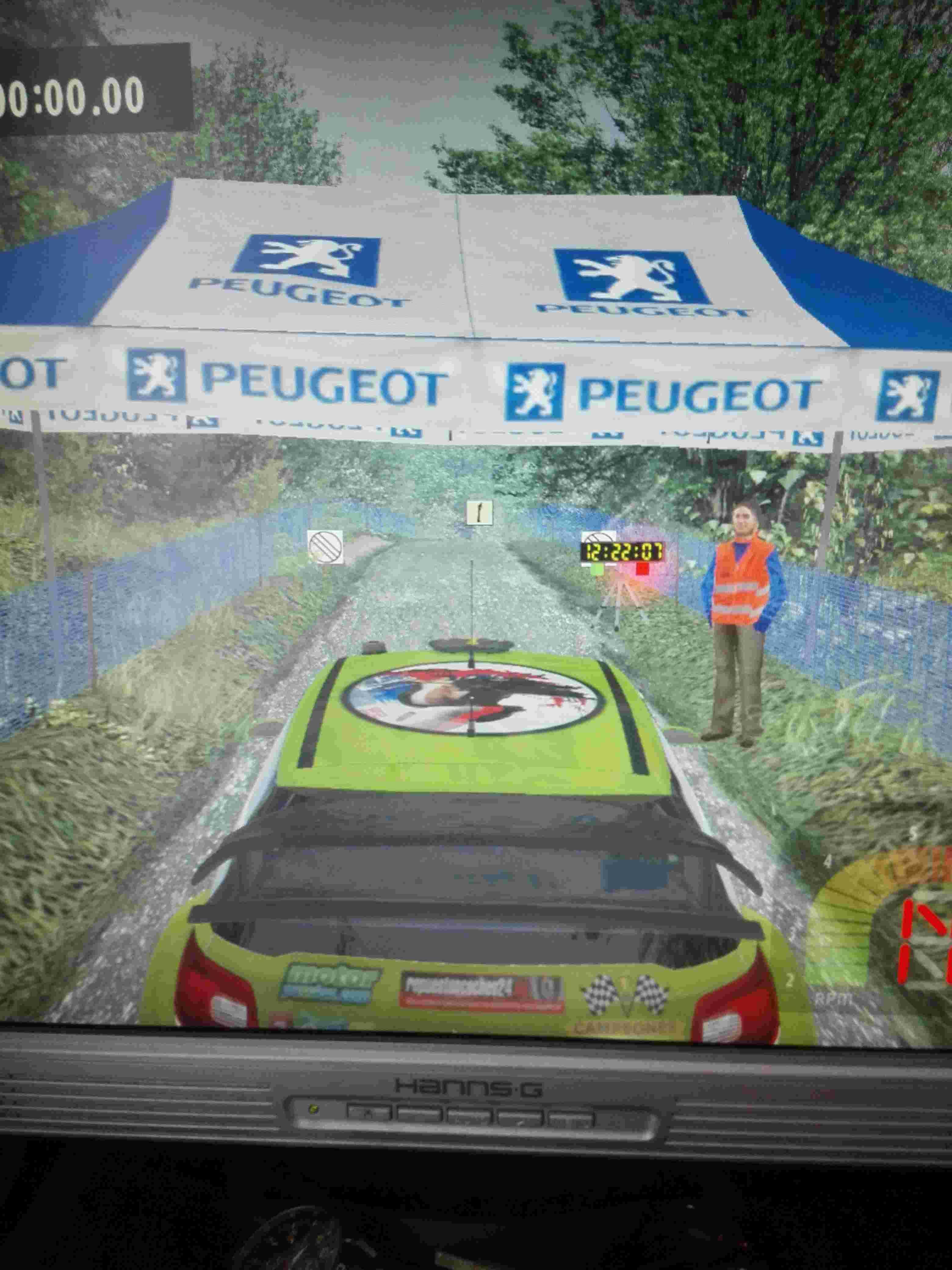 Confirmación para el Shakedown Rally Walles R1 2016 0210
