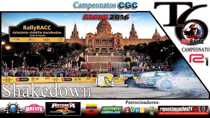Confirmación para el Shakedown Rally España  R1 2016 Log_ra10