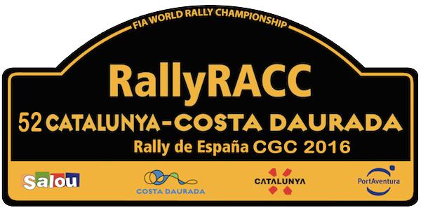 Crónica Rally España RACC Catalunya Logo11