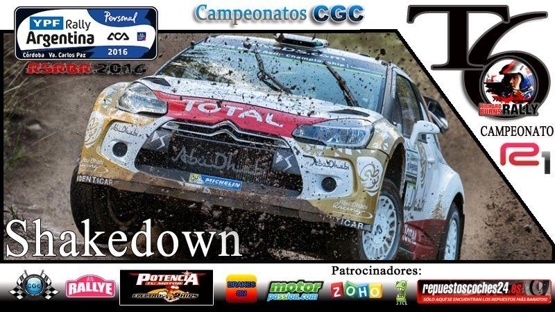 Confirmación para el Shakedown Rally Argentina Cordoba Va. Carlos Paz  R1 2016 Logo_s11
