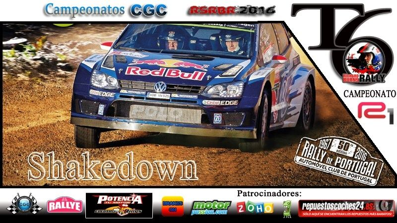 Confirmación para el Shakedown Rally Portugal  R1 2016 Logo_s12
