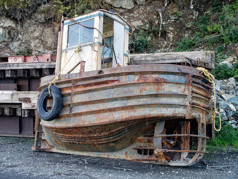 Construction de Boom boat de Wadone et Eiphos Image11