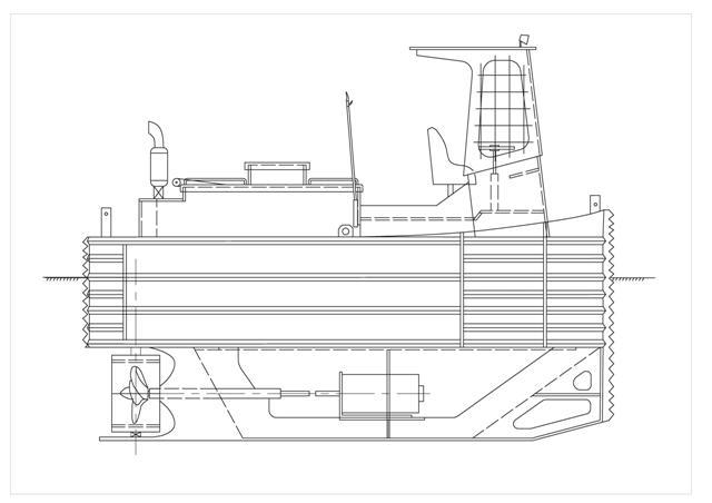 Construction de Boom boat de Wadone et Eiphos Image12