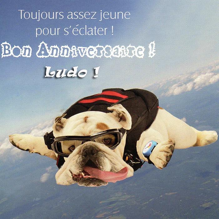 Bon anniversaire Ludo bandit 20140310