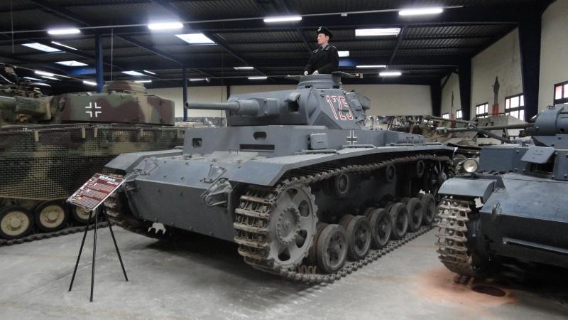 panzer - Panzer III J dragon  Visite24
