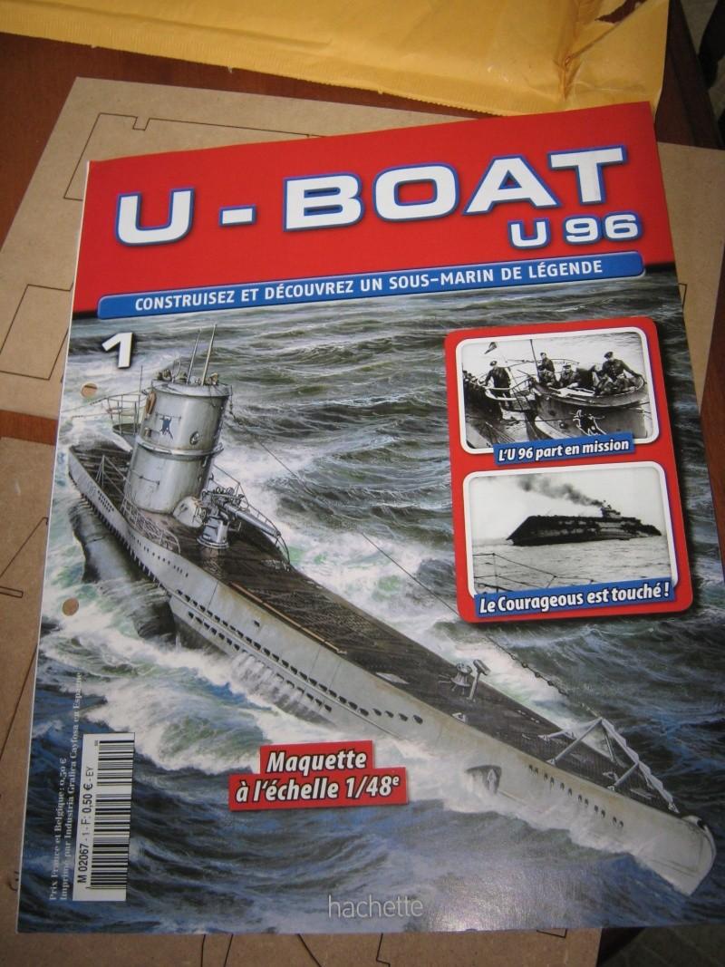 U boat U 96 un sous-marin Fascic17