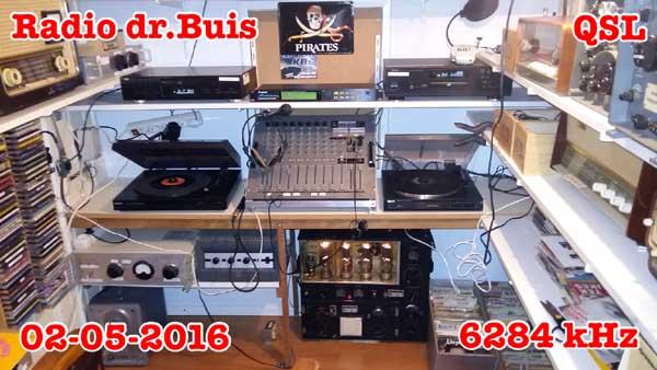 eQSL de Dr Buis Drbuis10