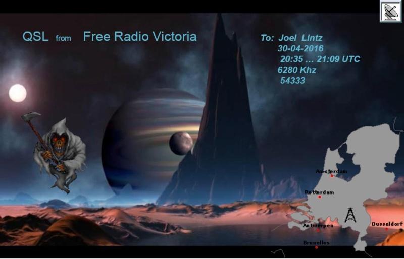 eQSLs de Free Radio Victoria Frv10