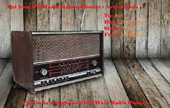 eQSL de Radio Pioneer AM Qsl_ra12