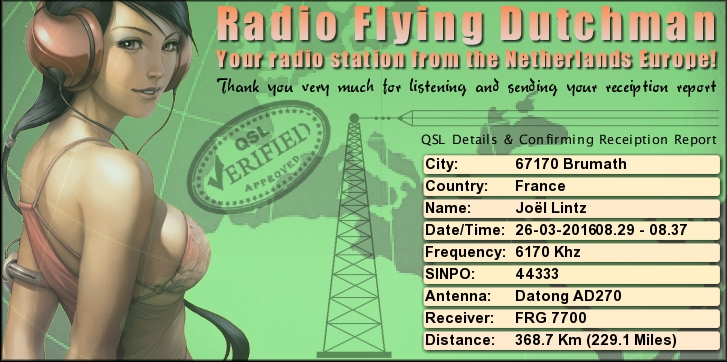 eQSL de Radio Flying Dutchman Temp_q10