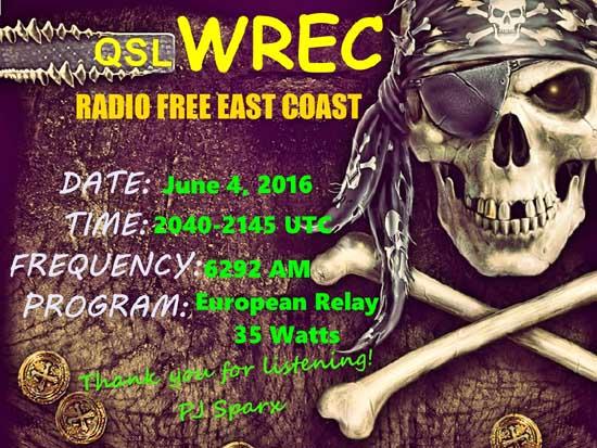eQSL de WREC Wrec_e10