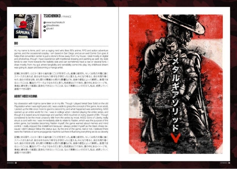 A Hideo Kojima Book : From Mother Base with Love Image410