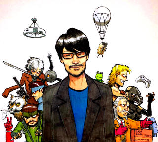 A Hideo Kojima Book : From Mother Base with Love Tumblr10