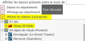 Nouvelle version d'Evasion : gestion prospections à venir. 2016-014