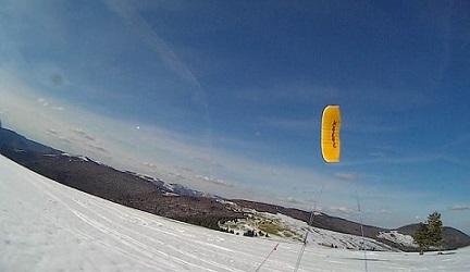 The very last snowkite Markstein 29/05 Markit12