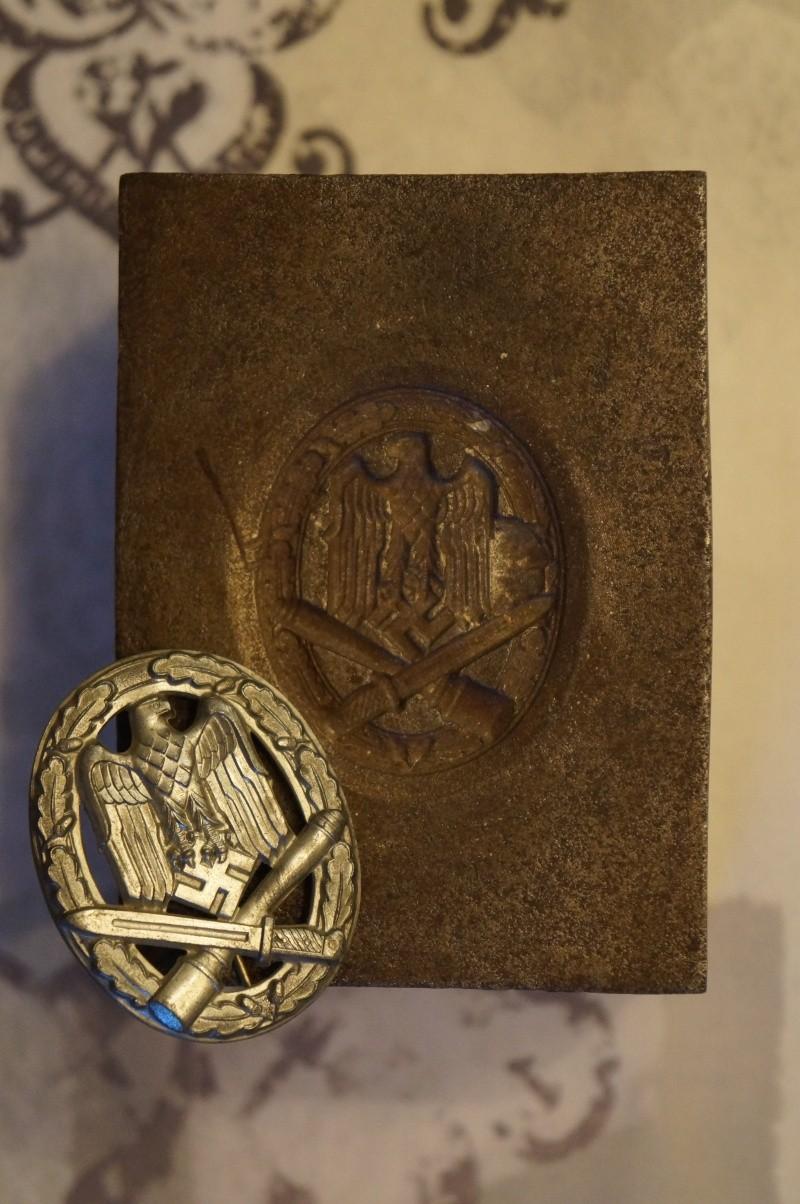 Badge Assaut Général SOUVAL  Dsc02410