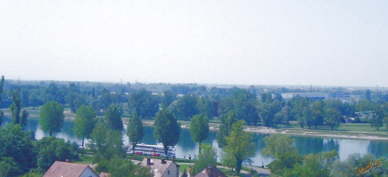 Neuf -Brisach et Vieux - Brisach Dsc01024