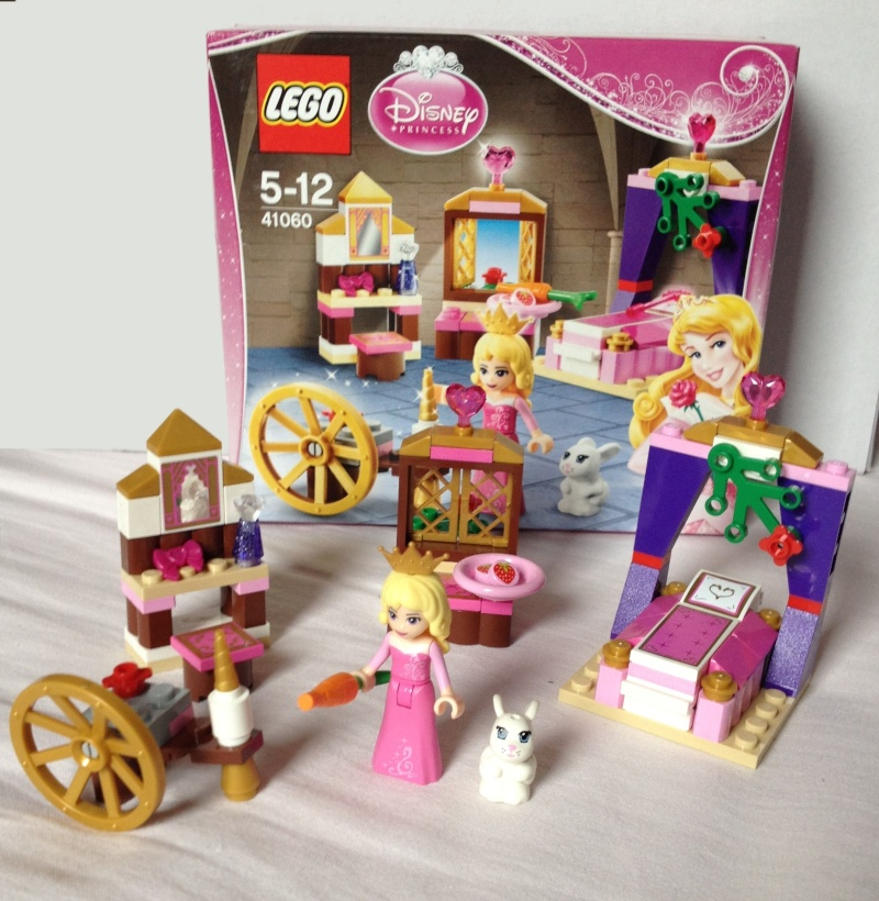 [LEGO] DISNEY PRINCESS Img_6011
