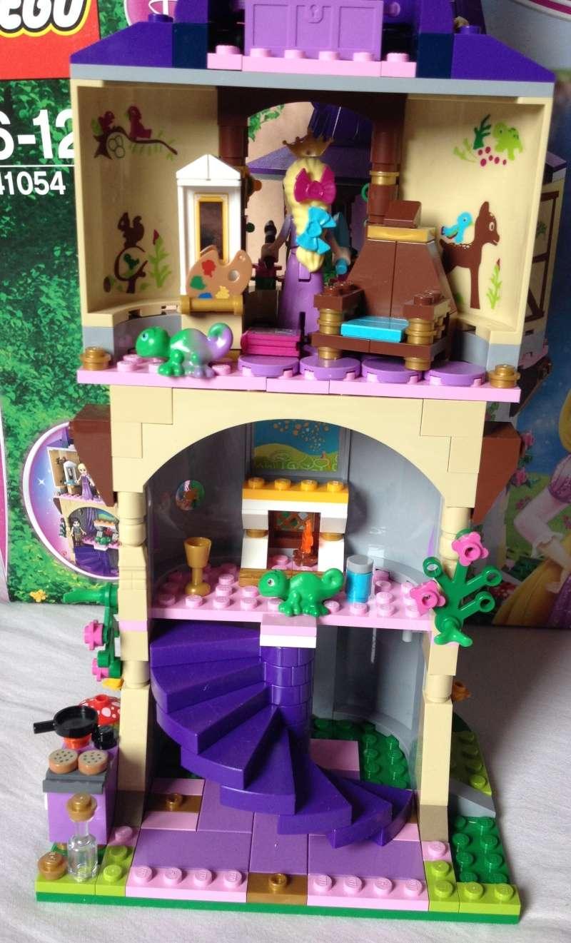 [LEGO] DISNEY PRINCESS Img_6014