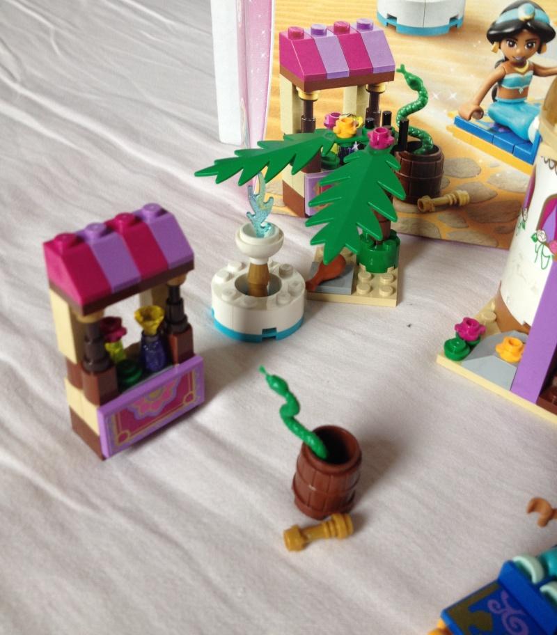 [LEGO] DISNEY PRINCESS Img_6015