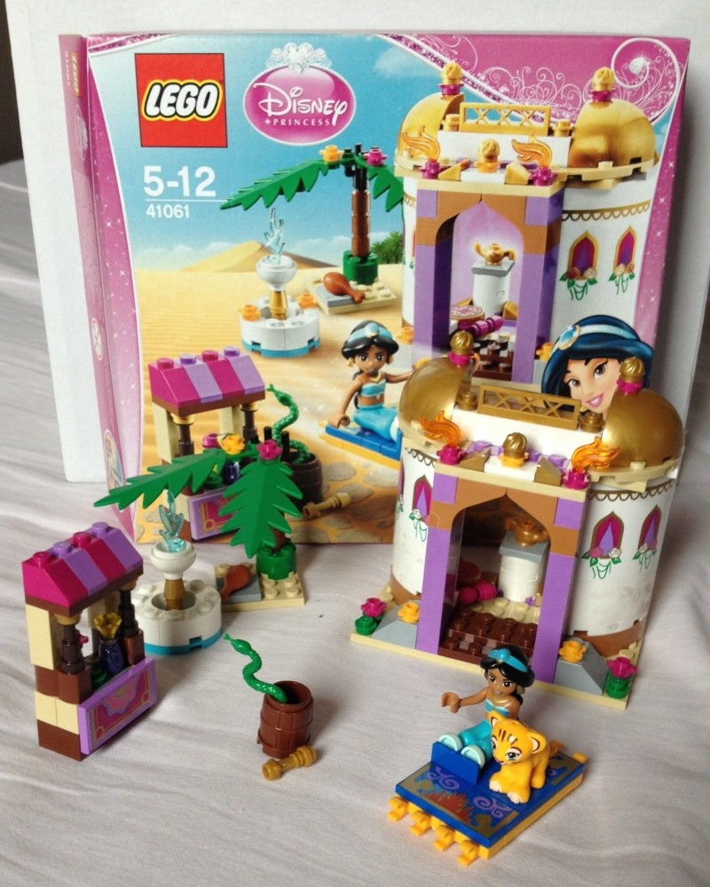 [LEGO] DISNEY PRINCESS Img_6016