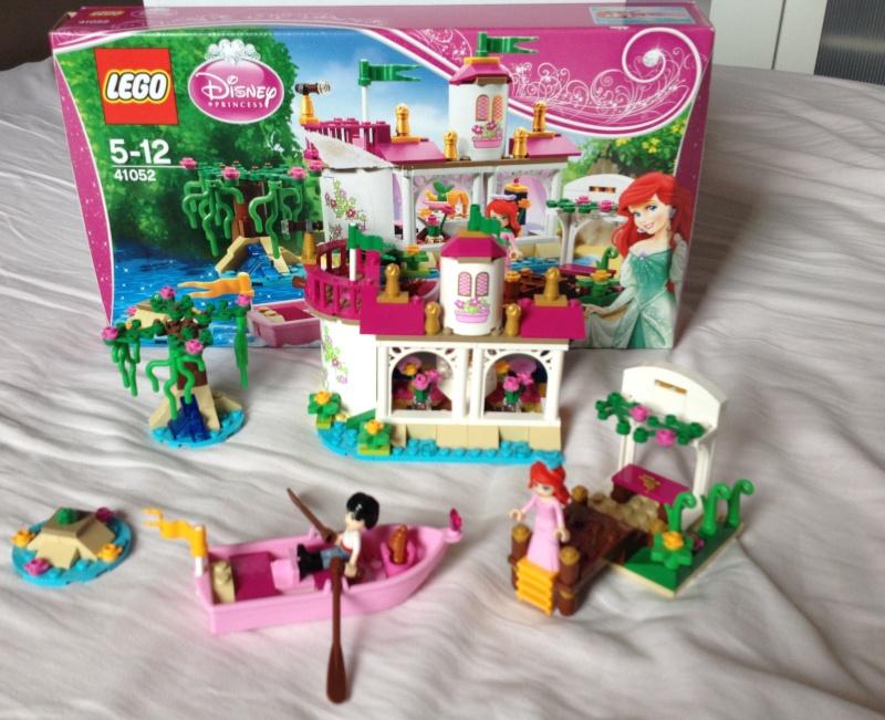[LEGO] DISNEY PRINCESS Img_6018