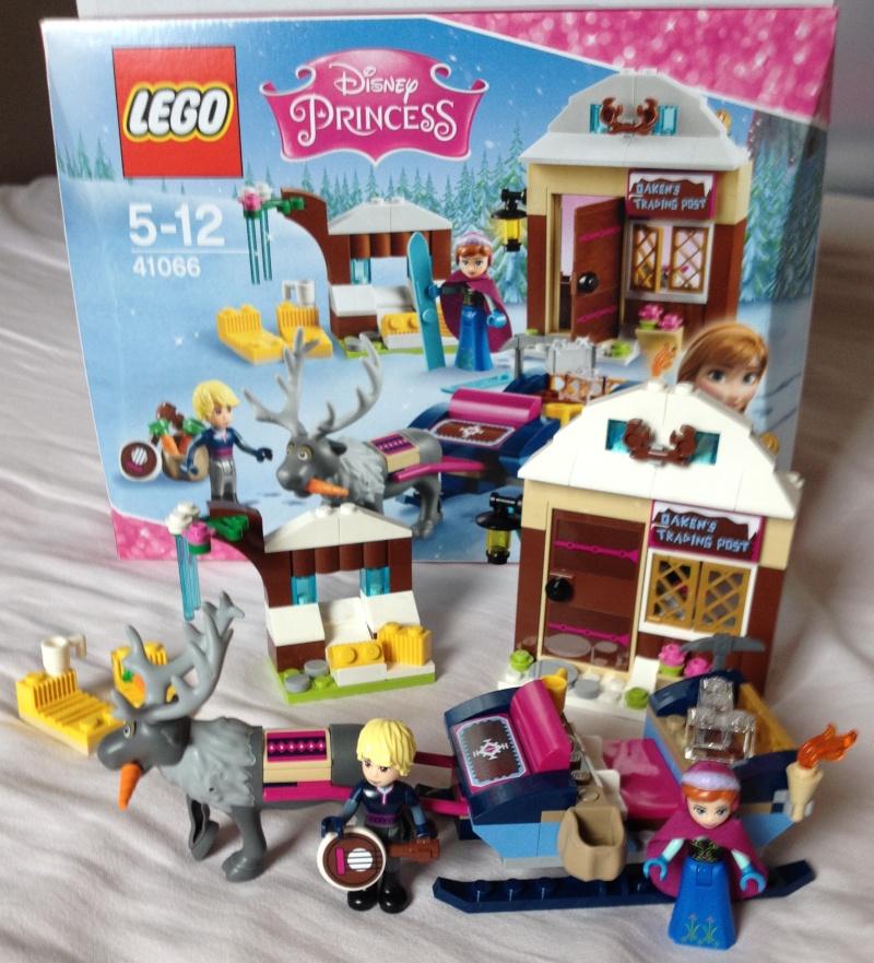 [LEGO] DISNEY PRINCESS Img_6019