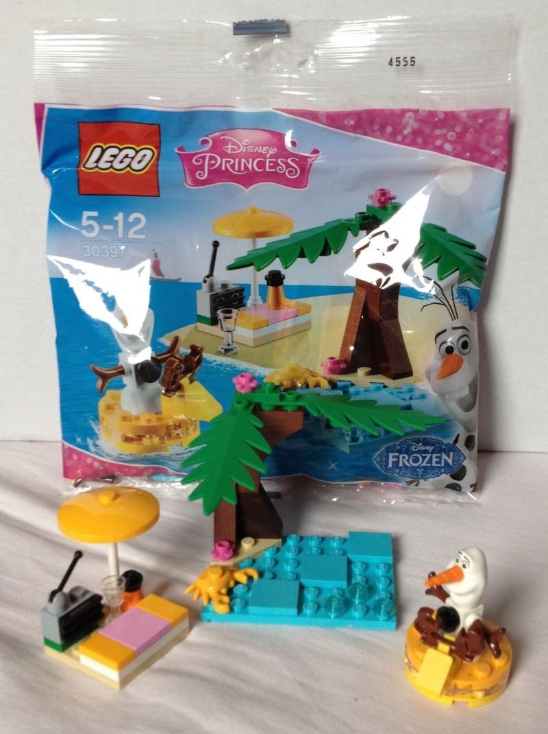 [LEGO] DISNEY PRINCESS Img_6020