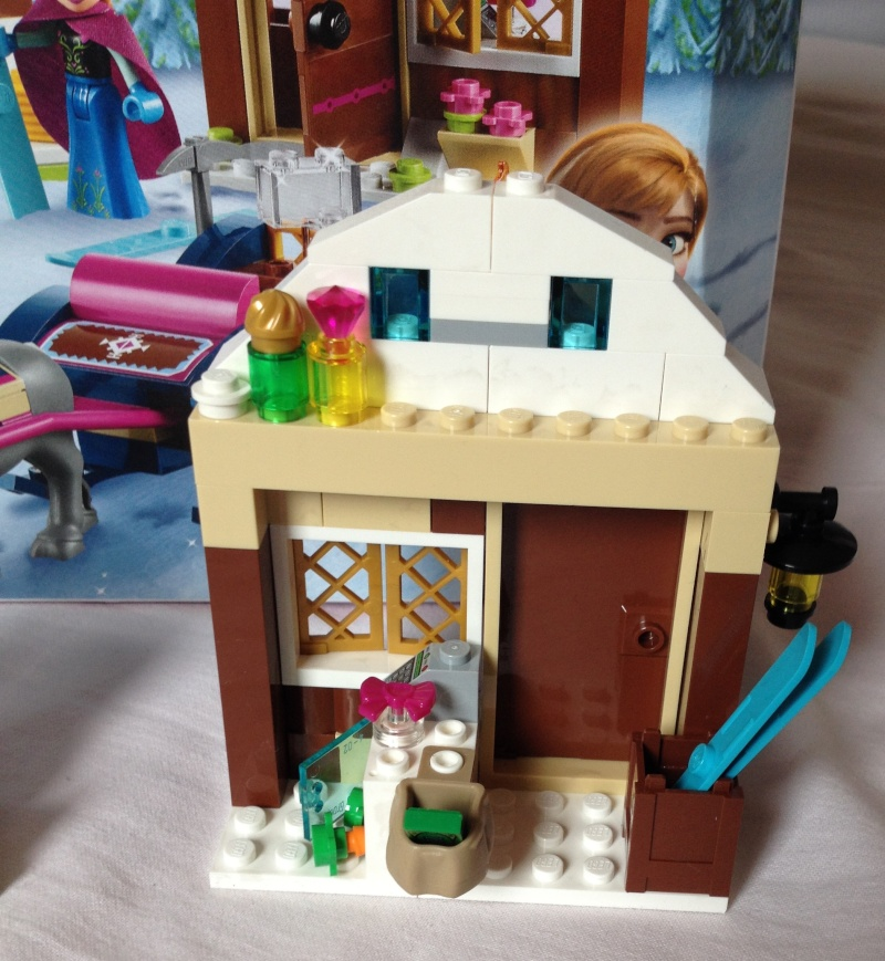 [LEGO] DISNEY PRINCESS Img_6110