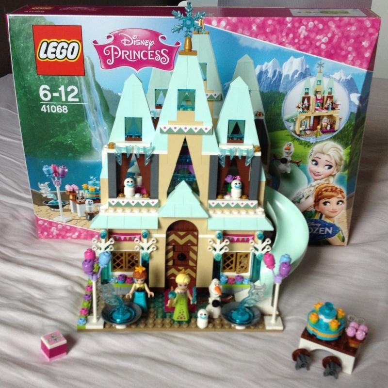 [LEGO] DISNEY PRINCESS Img_6114