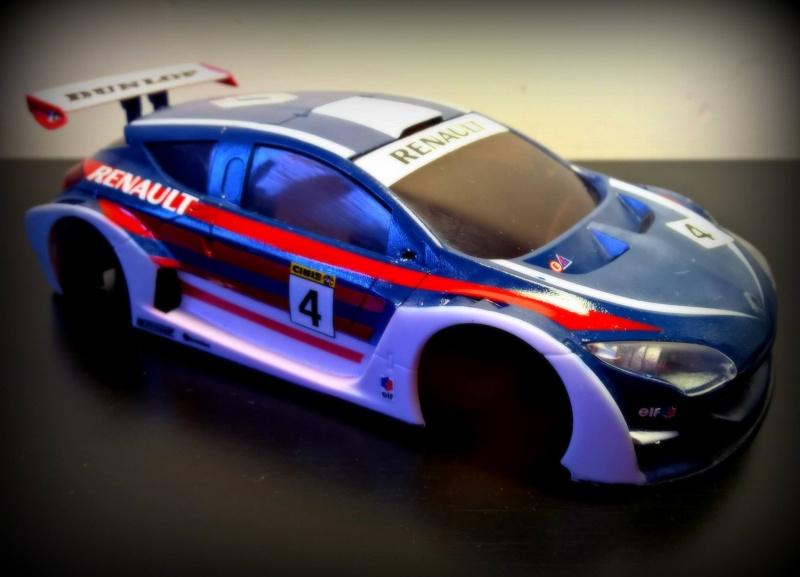 Renault Megane Trophy - Premier test à l'aéro 12440711