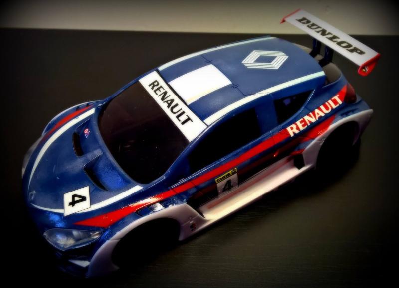 Renault Megane Trophy - Premier test à l'aéro 12593711