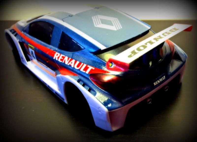 Renault Megane Trophy - Premier test à l'aéro 12909411