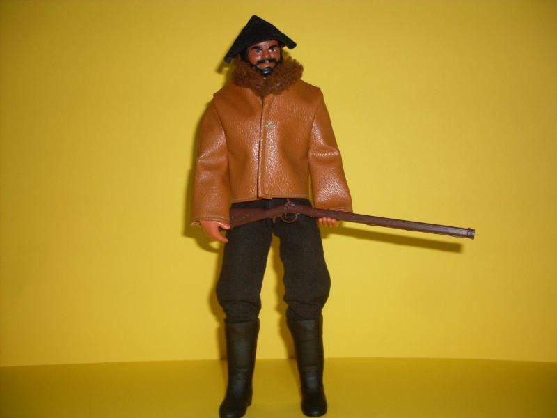 Cacciatore Bianco / Mountain man Great White Hunter  No. 2275 Sdc13210