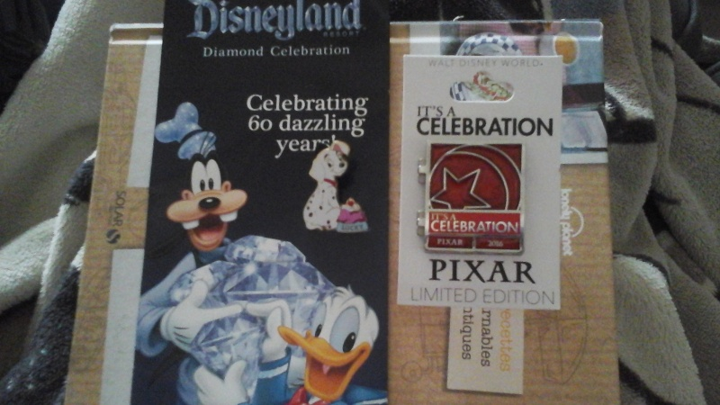 Le Pin Trading à Disneyland Paris 20160411