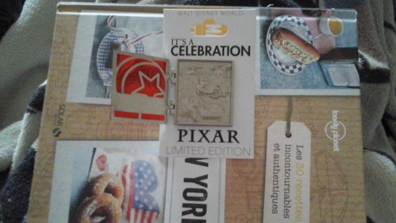 Le Pin Trading à Disneyland Paris 20160412